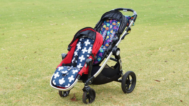City Select Pram Stroller Liner Pdf Sewing Pattern