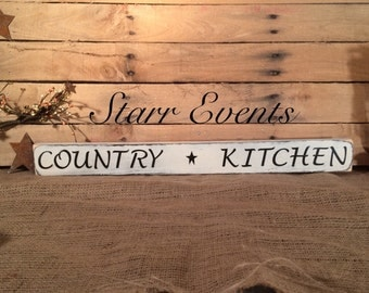 Country kitchen signs. Distressed signs. Wooden signs for the kitchen Rustic Kitchen signs Kitchen decor. Rustic decor. Rustic kitchen decor