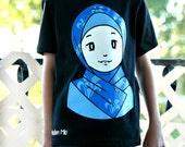 M Hijabi Muslim Me Islamic Kids T-Shirt – Sarah