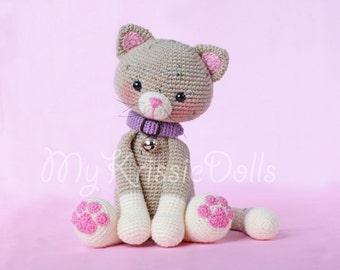 Crochet Pattern - My Little Kitty
