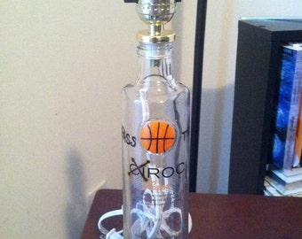 Ciroc basketball lamp