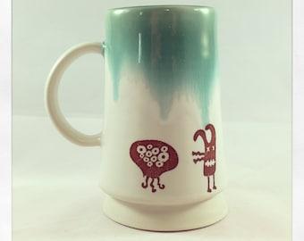 Monster Mash- Limited edition mug