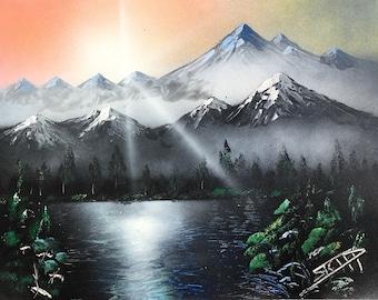 Spray Paint Art 2014-005