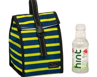 "SALE!  SCOUT® Doggie Bag Insulated Lunch Bag in ""Bluey Lewis"" pattern"