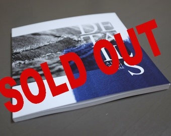 Book with images of vintage denim - SOLD OUT