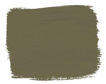 Annie Sloan Chalk Paint 4 Ounce Sample in OLIVE. BUY 4 get 1 FREE