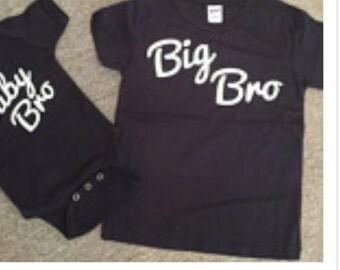 5T  short sleeve light blue TEE- Big Bro