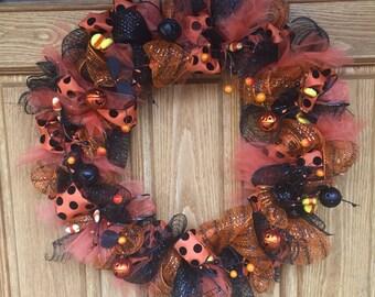Jack-O-Jingle Wreath
