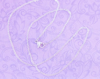 Upgrade to a Cable Chain - Hand Stamped Jewelry