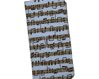 Musical Notes iPhone Folio Case