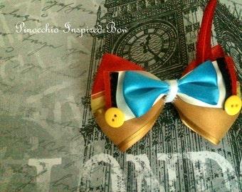 Pinocchio (Pinocchio) Bow