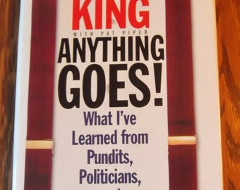 Larry king  - Anything Goes!