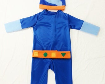 Geo - Inspired Costume from Team Umizoomi