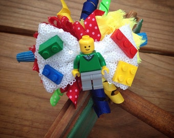 Lego Headband or Clip