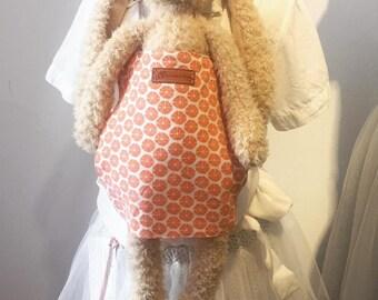 Handmade doll carrier