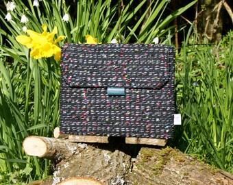 Tweed iPad Case - Handmade in the Lake District