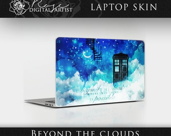 Doctor Who Serie 1 - Laptop & iPad Skin
