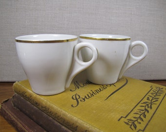 Mayer China Small Teacups - Set of Two (2)