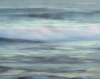 Watch Hill ~ Westerly, Rhode Island, Coastal, New England, Ocean, Seaside, Beach House Decor, Aqua, Blue, Waves, Photograph, Artwork