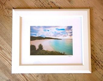 Horseshoe Bay Beach ~ Bermuda, Framed Art, Gift, Coastal Home Decor, Pink Sands, Beach Photography, Wall Art, Nautical, Tropical, Joules