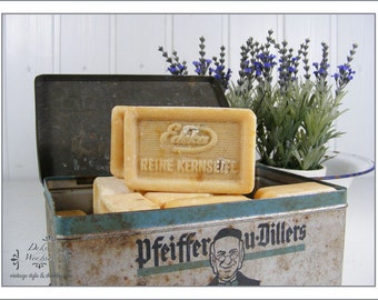 EDEKA vintage soap - country living