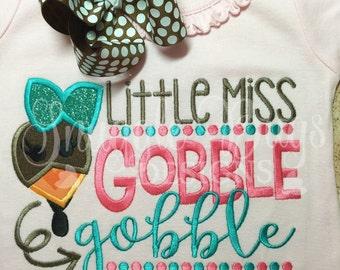 Little Miss Gobble