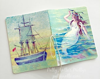 Mermaid Journal, Vacation Journal