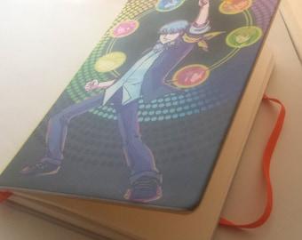 P4D- Hardcover Notebook