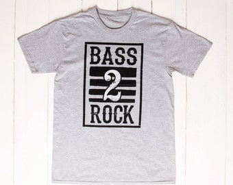 Bass To Rock HEATHER GREY