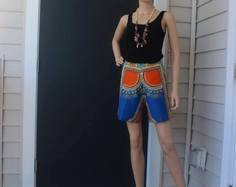 Dashiki/Angelina Dress Shorts- Currently 27.00. Was originally 45.00