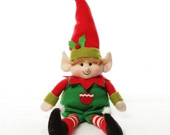 Boy Elf Shelf Sitter