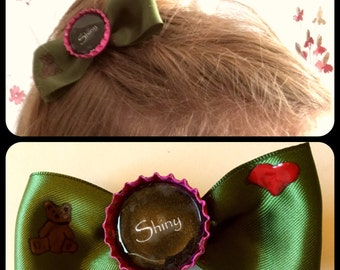 Kaylee Bow, Firefly, Kaylee Frye Inspired Hair Bow