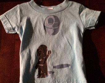 Toddler T-shirt~ Star wars Baby