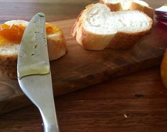 Stullenbrett - that's Berlin dialect for sandwich board
