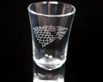 Game of Thrones Emblem (Shot glasses)