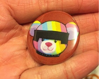 R.B.Bear Pin