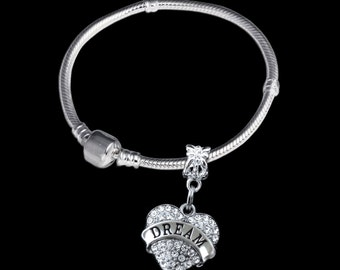 Dream Bracelet Dream jewelry Dream gift Dreamer gift Dreamer bracelet Dreamer jewelry