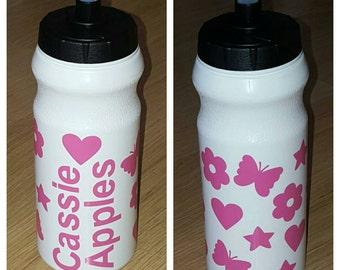 Personalised sports bottle bpa free