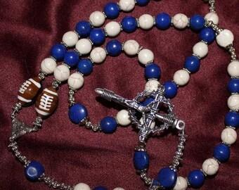 Alpha Omega Foot Ball Rosary