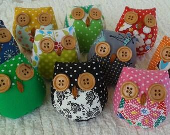 Handmade Little Owls