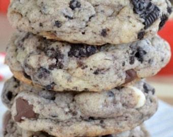 Oreo Chocolate Chip Cookies - 1 dozen