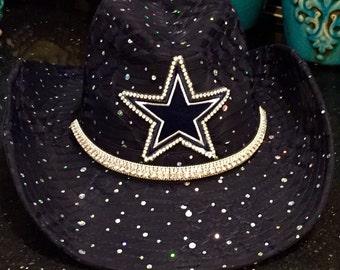 Dallas Cowboys Western Hat