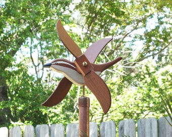 The Carolina Wren whirligig