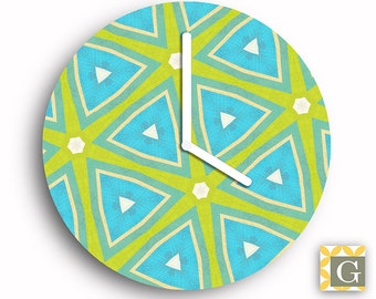 Wall Clock by GABBYClocks - Fresh Petite