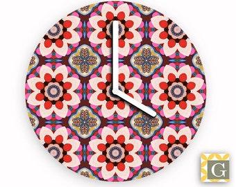 Wall Clock by GABBYClocks - Whimsical No. 12