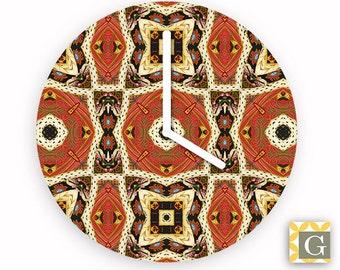 Wall Clock by GABBYClocks - Royal Throne Room