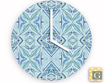 Wall Clock by GABBYClocks -  Dizzy Petite