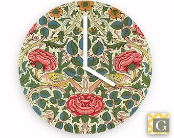 Wall Clock by GABBYClocks - May Day