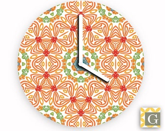 Wall Clock by GABBYClocks - Wild Child