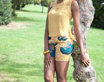 Jocelyn tailored shorts